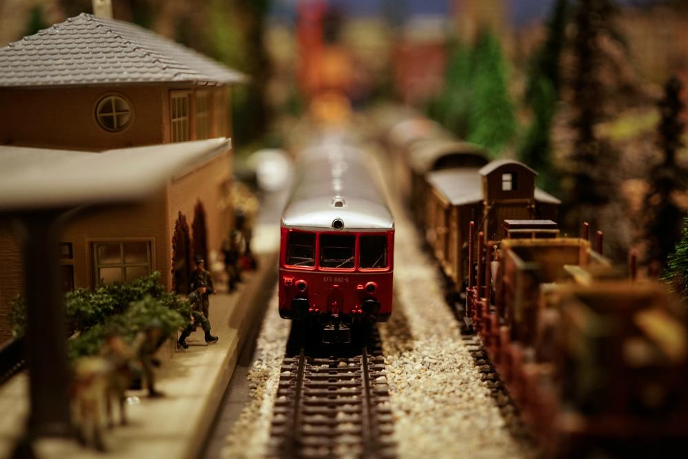 Treno B&B Le Terrazze